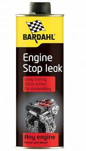 Bardahl - Спиране на течове на масло от двигатели BAR-1107 300МЛ.