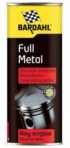 Bardahl - FULL METAL - Въстановява метала в двигателя BAR-2007 400 МЛ.