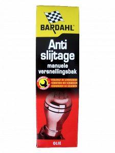 Bardahl Gear Oil - Подобрител на трансмисионно масло BAR-1045 227 МЛ.