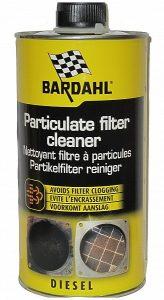 Bardahl - Particulate filter cleaner - Почистване на филтър за твърди частици BAR-1042 1ЛИТЪР